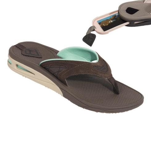 The perfect sandal for the beach or your next covert op!