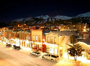Christmas in Breckenridge