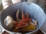 Bucket O' Crab